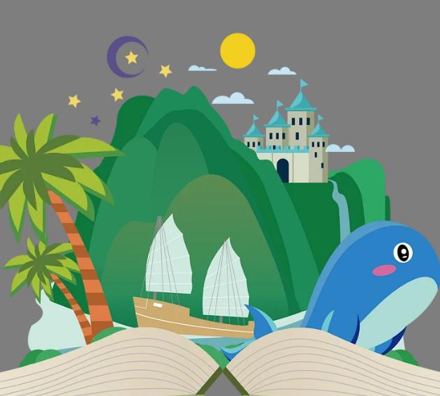 山水六五2021寒假,一级童话与寓言课程