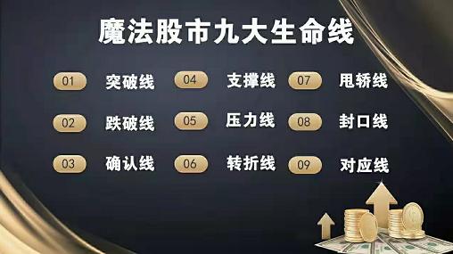 王换昌魔法股市九大生命线课程,价值4988元
